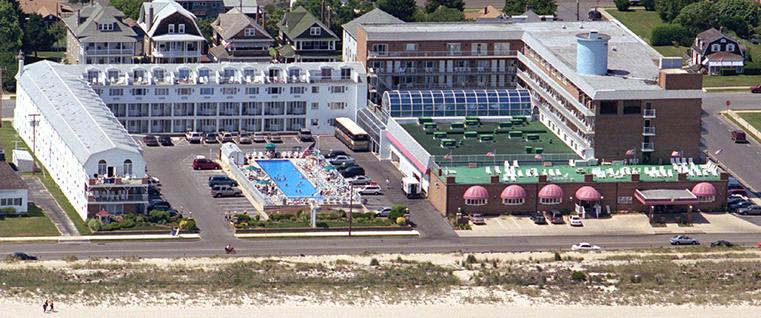 Kids Camp Grand Hotel Cape May