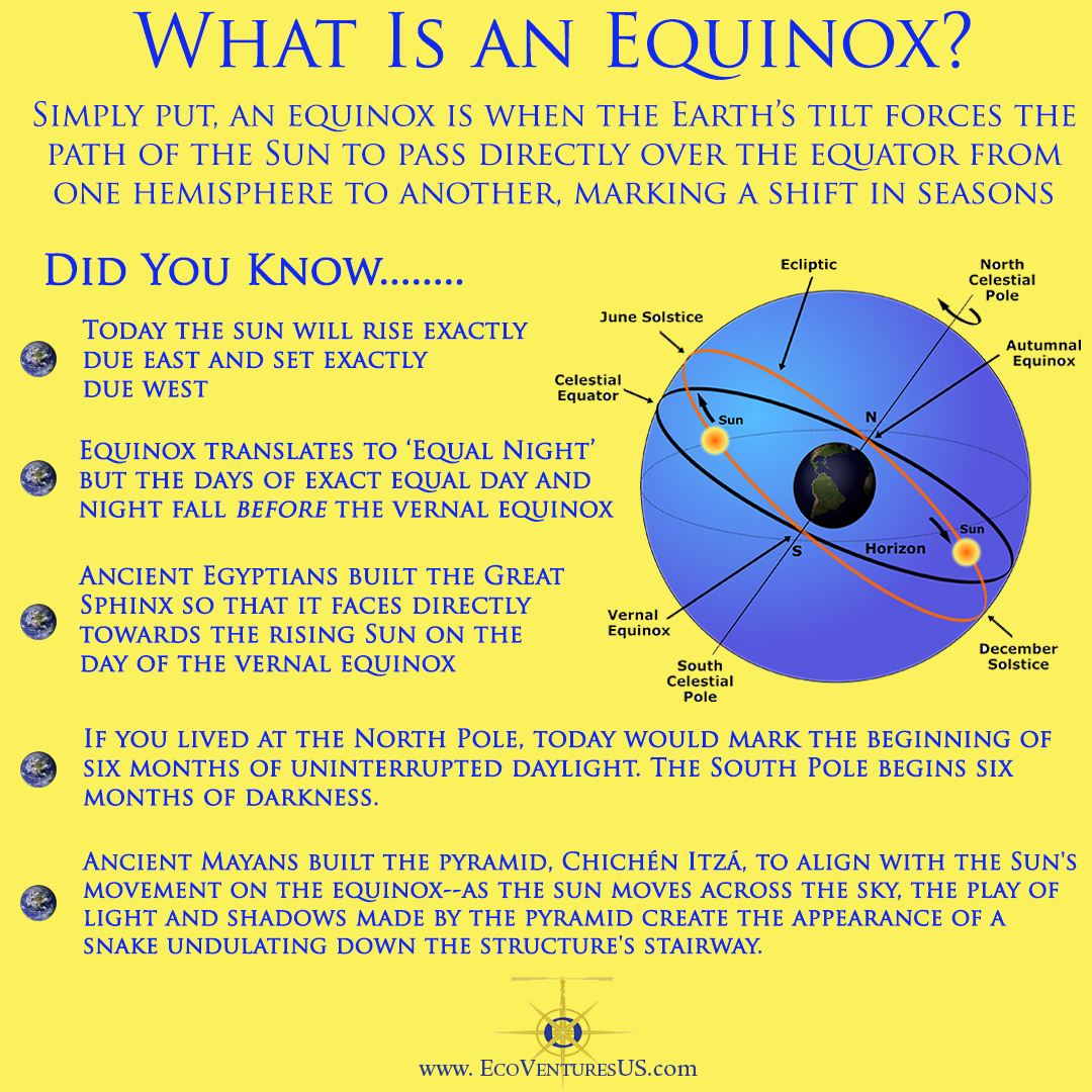 Ecoventures What Is An Equinox